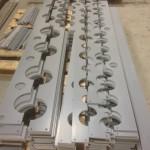 PVC cutting