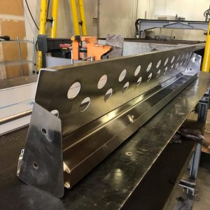 Cutting and Bending - Fabrication